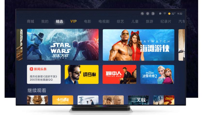 Смартфон в роли пульта или геймпада: Xiaomi представила крупное обновление MIUI для телевизоров