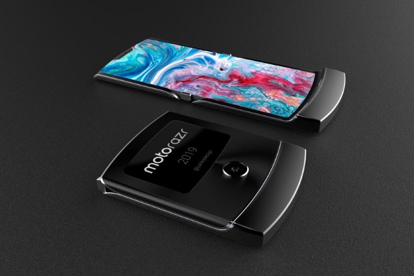 Motorola официально подтвердила работу над смартфоном с гибким дисплеем