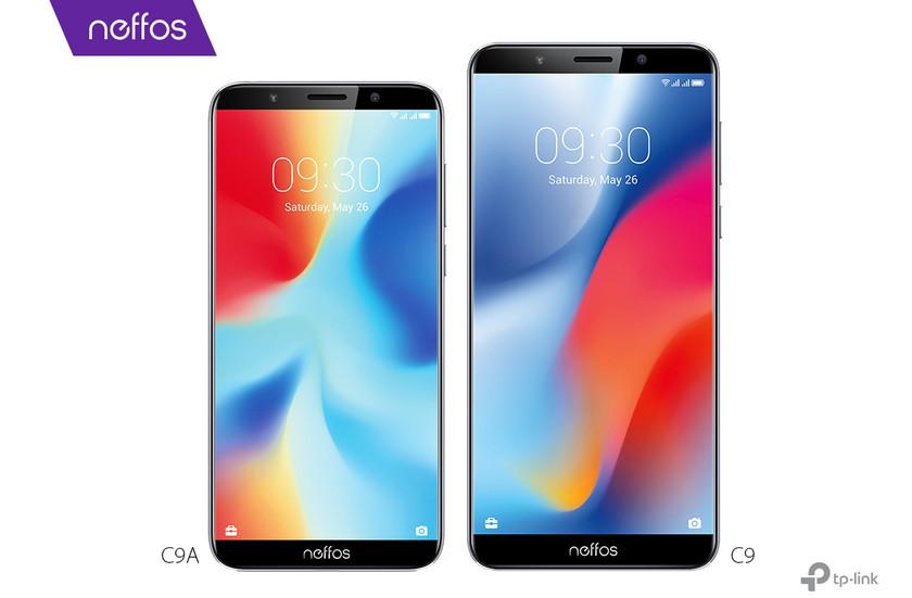 Полноэкранные смартфоны TP-Link Neffos X9, C9A и C9 представлены в Украине