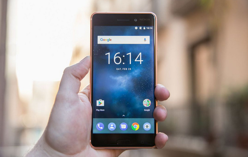 Completed: Nokia 5 is upgraded to Android 8.0 Oreo
