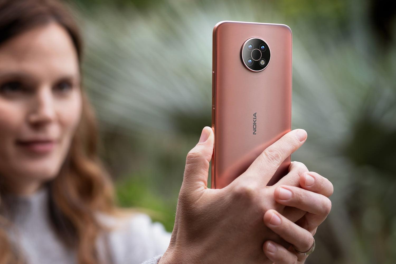 Представлен Nokia G50  самый доступный 5G-смартфон бренда