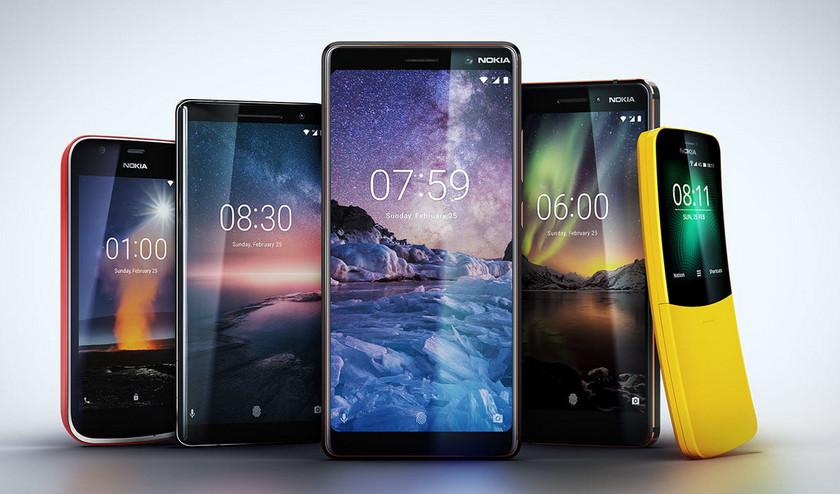 Nokia — девятый по величине бренд смартфонов во II квартале
