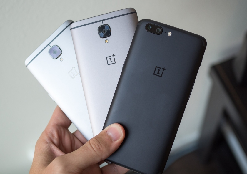 Smartphones OnePlus 3 / 3T and OnePlus 5 / 5T were supported by Google Lens