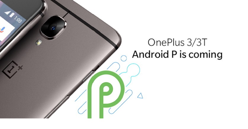 OnePlus 3 и OnePlus 3T обновят до Android P