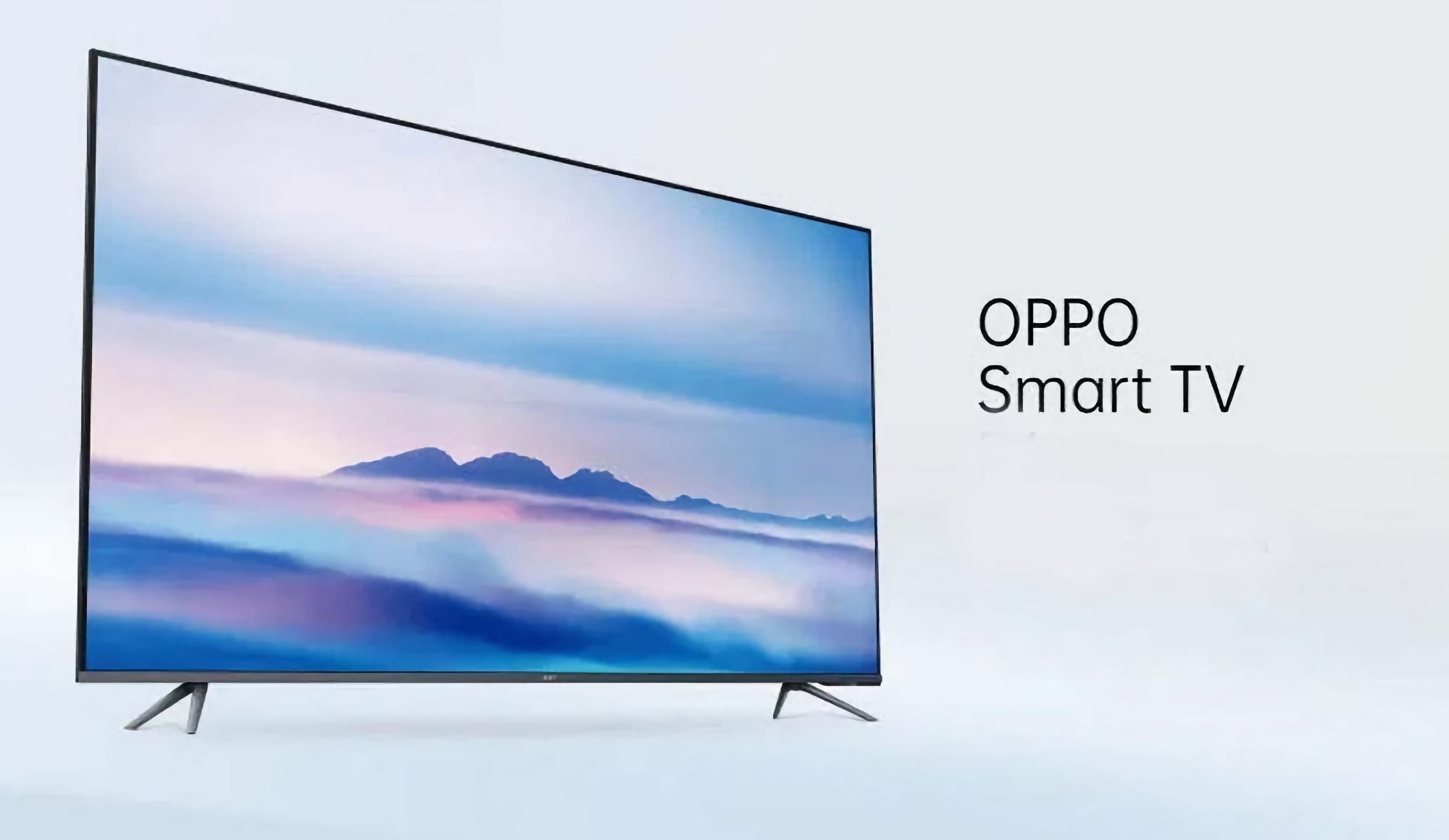 Не только смартфоны OPPO K9 и наушники OPPO Enco Air: компания OPPO 6 мая представит ещё первый бюджетный смарт-телевизор