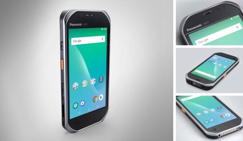 «Неубиваемый» смартфон Panasonic Toughbook FZ-T1 будет стоить $1615