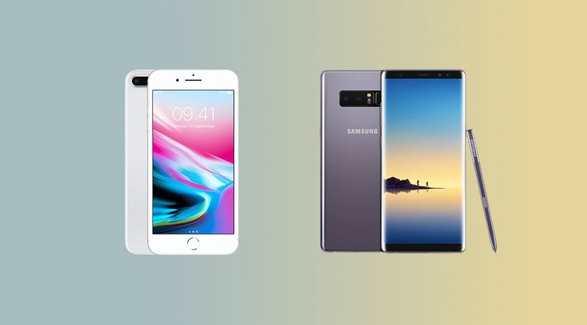 Rumor: Apple plans to increase screens of new iPhone to the size of Galaxy Note 8