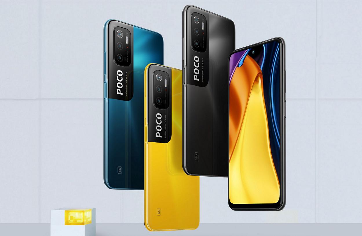 на правах рекламы POCO M3 Pro 5G: как выгодно купить стильный смартфон с экраном на 90 Гц и мощным аккумулятором
