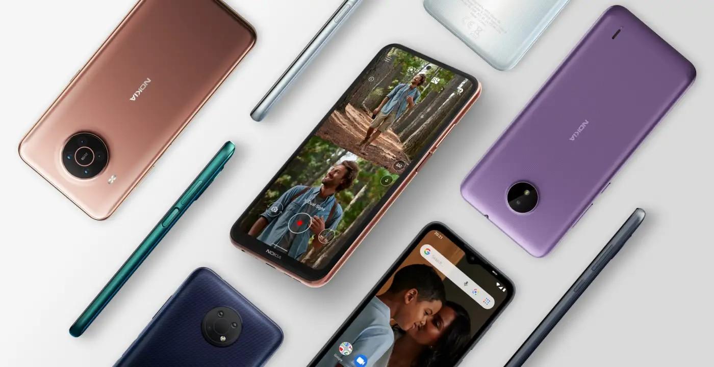 Теперь и Nokia: новый смартфон Nokia X20 лишился зарядного устройства