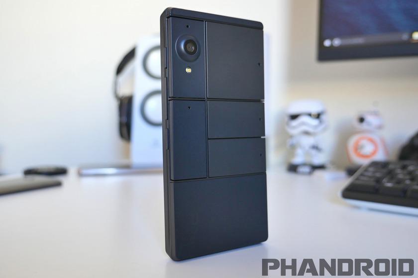f93c6cdb18a7b Прототип модульного смартфона Project Ara: прощание с мечтой