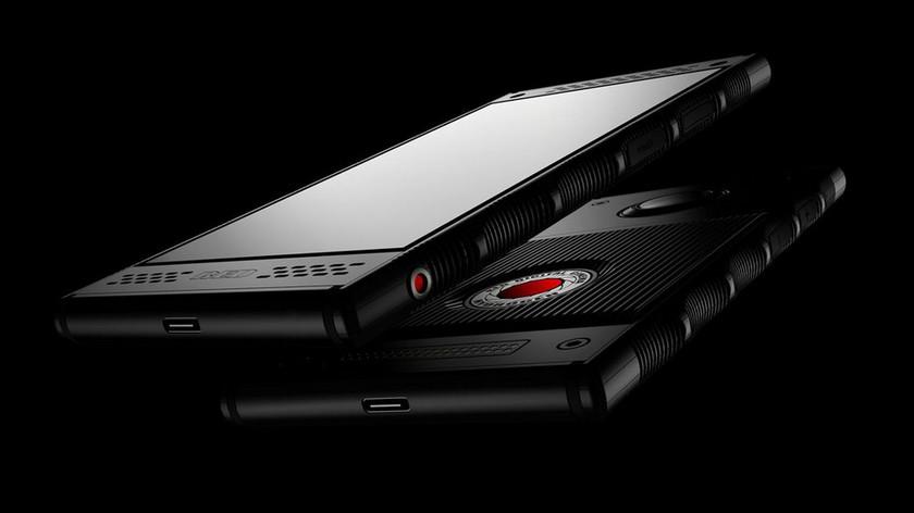 «Голографический» смартфон RED Hydrogen One получил сертификацию FСС, но снова задерживается