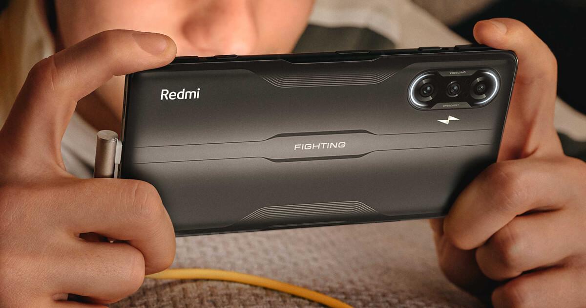 Xiaomi тизерит новую версию Redmi K40 Gaming Edition с чипом Snapdragon 870 на борту
