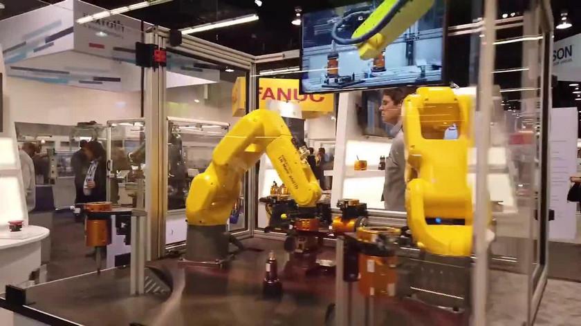 Промышленные роботы на любой вкус