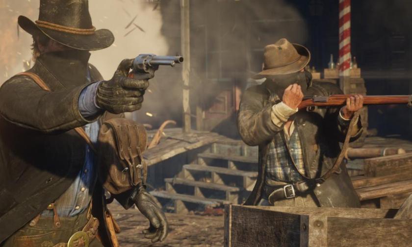 Раскрыты бонусы попредзаказу Red Dead Redemption 2