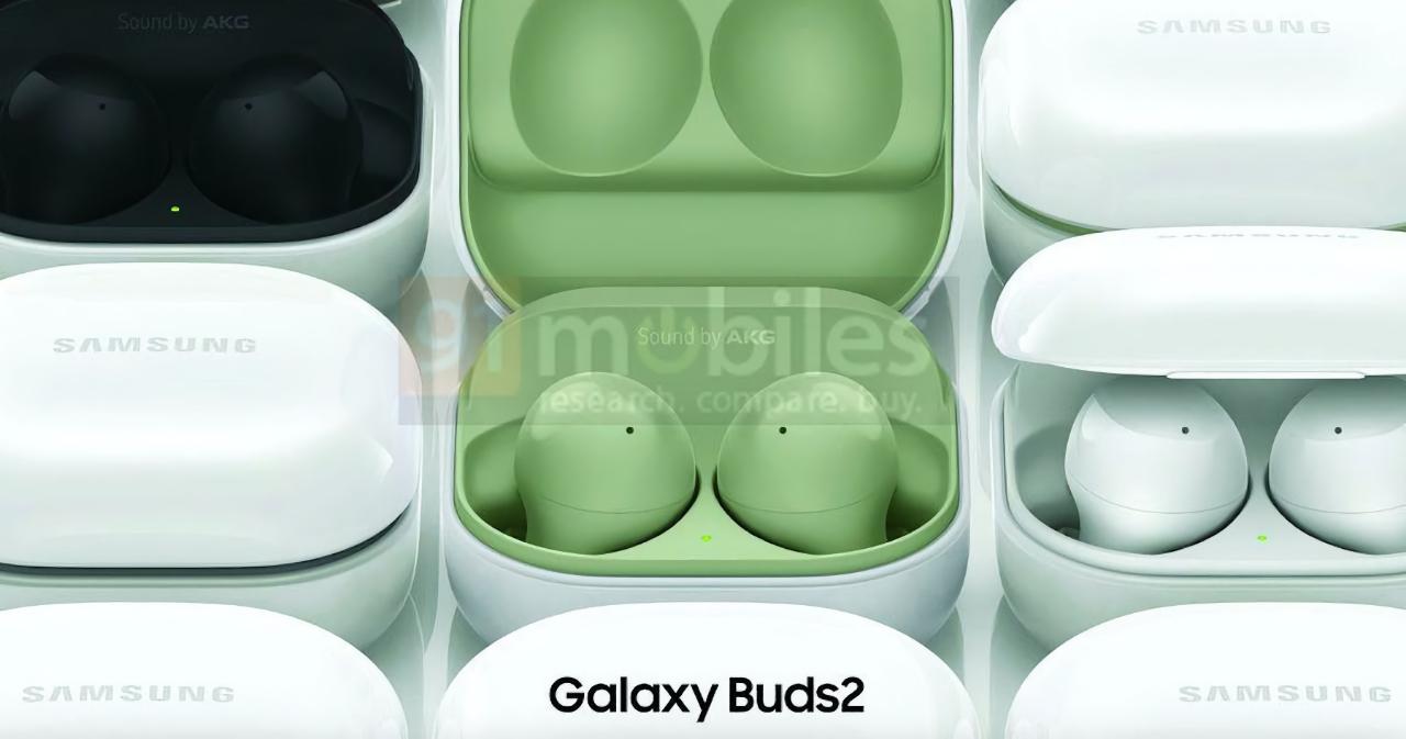 Сколько будут стоить TWS-наушники Samsung Galaxy Buds 2