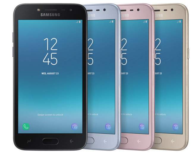 Silent announcement of Samsung Galaxy J2 Pro (2018): entry level