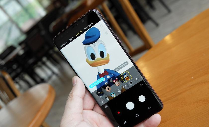 Доходы Samsung упали. Слабые продажи Galaxy S9 — одна из причин