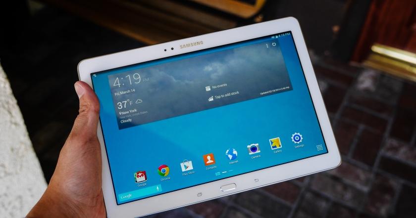 В сети появилось изображение планшета Samsung Galaxy Tab A 10 (2018)