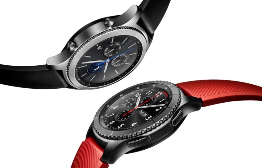 «Умные» часы Samsung Gear S4 прошли сертификацию в ECC