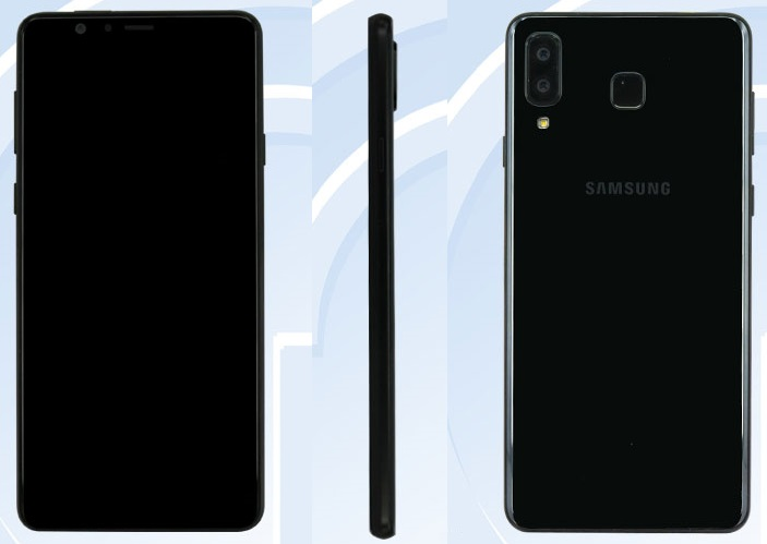 Photo of the mysterious smartphone Samsung: the potential Galaxy S9 Mini