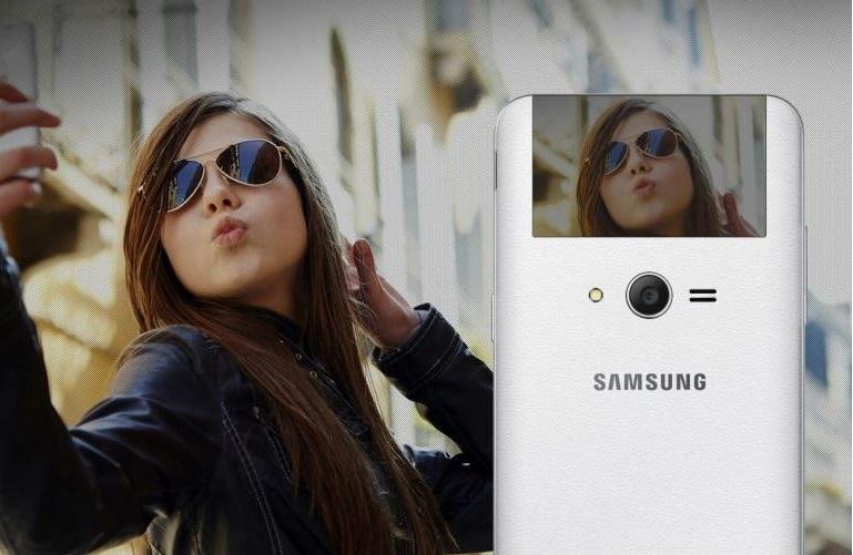 Samsung запатентовала смартфон без селфи-камеры и с двойным загнутым назад экраном