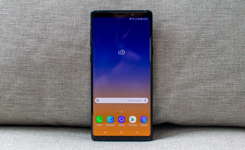 Раскрыты размер дисплея, процессор и цена Samsung Galaxy Note 10
