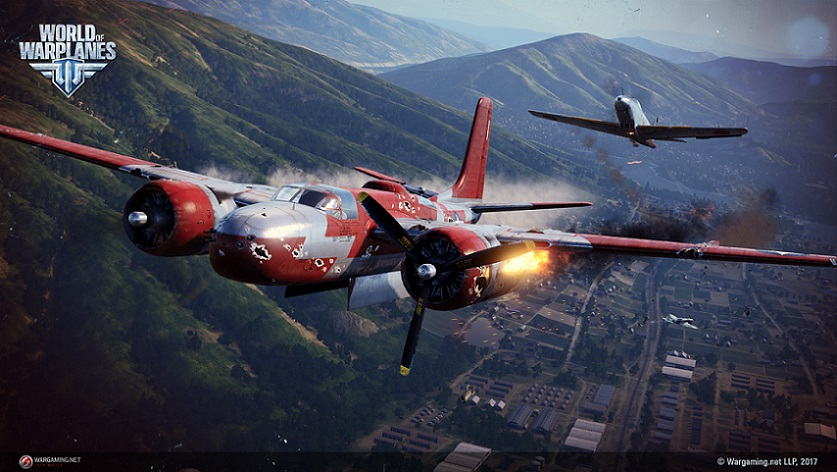 In the World of Warplanes added two new modes