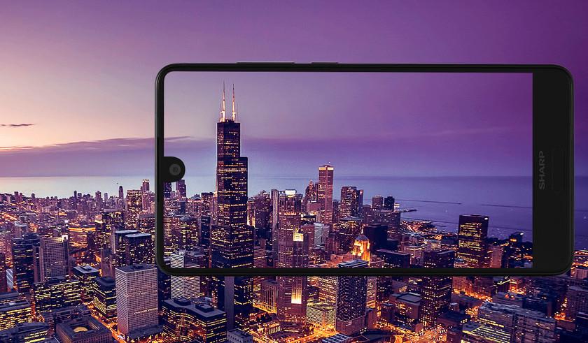 Мобильные телефоны Sharp Aquos C10 иB10 официально представлены вевропейских странах