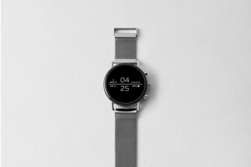 Анонс «умных» часов Skagen Falster 2: Wear OS, NFC-чип и датчик сердцебиения
