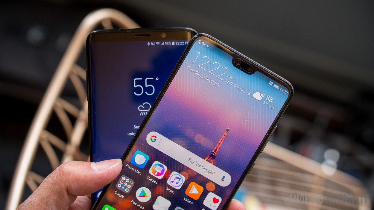 Мировые продажи телефонов упали