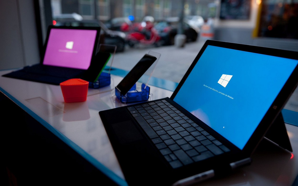 Bloomberg: Microsoft is preparing a 10-inch Surface for