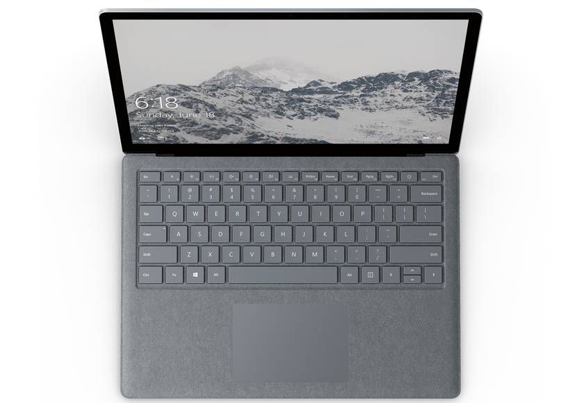 "Microsoft released a ""budget"" Surface Laptop for $ 800"