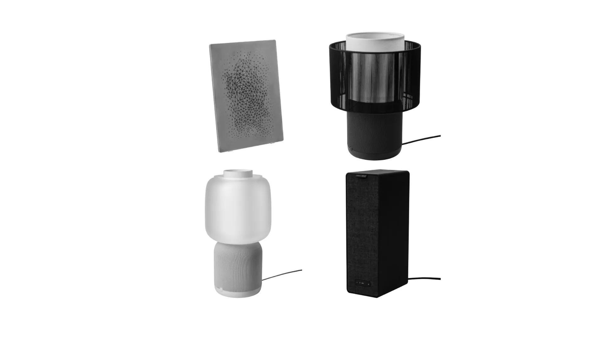 Лампа Symfonisk второго поколения от IKEA и Sonos будет поддерживать AirPlay 2