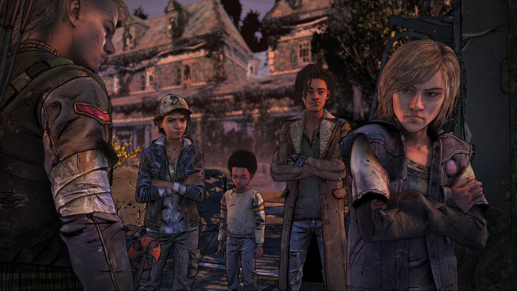 Создатели The Walking Dead попрощались сфанатами