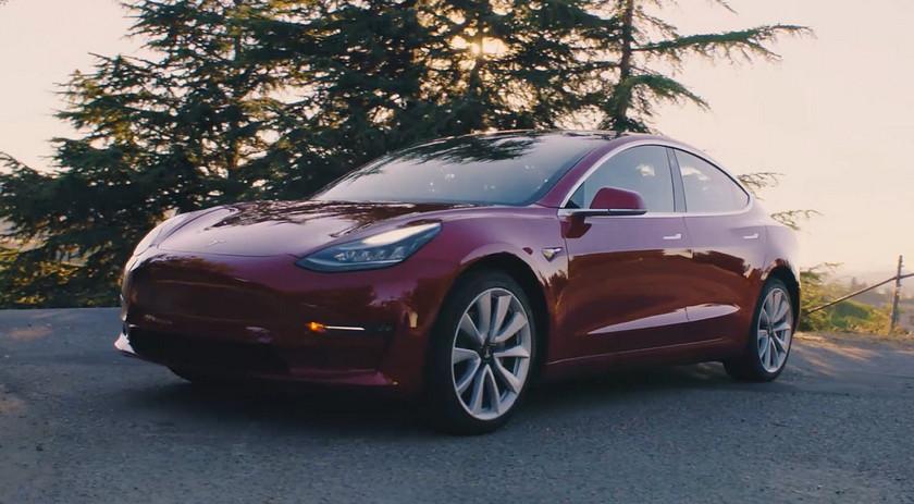 Официально: Tesla выпустила 5031 автомобиль Model 3 за неделю