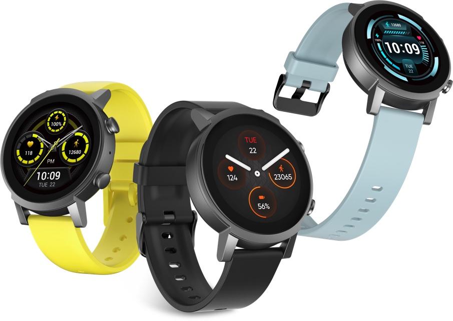 Mobvoi TicWatch E3: компактные смарт-часы с чипом Snapdragon Wear 4100, Wear OS и пульсоксиметром за $199