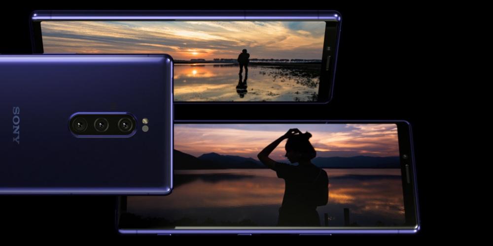 Сони готовит смартфон среволюционным 5K-экраном