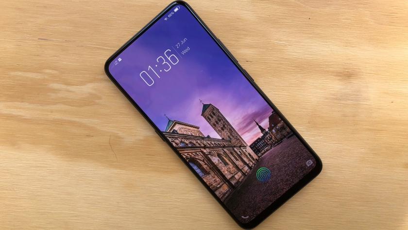 Vivo 1805 в Geekbench: Android 8.1 Oreo и чип Snapdragon 845