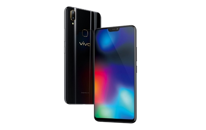 Анонс Vivo Z1i: вырез на экране, SoC Snapdragon 636 и цена $286