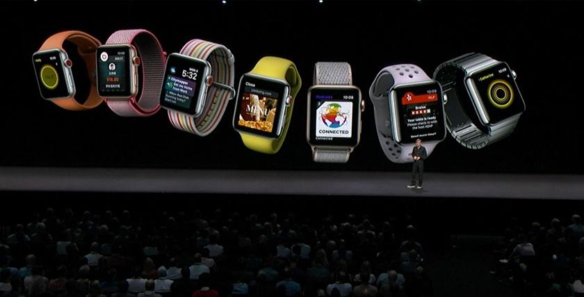 WatchOS 5 получила режим рации, ЛГБТ-циферблат и новую связь с Siri
