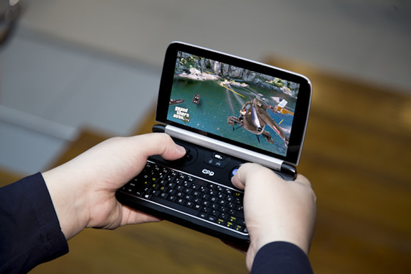 Pocket notebook for $ 650, which does not lag GTA V
