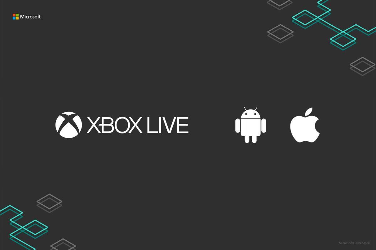 Xbox Live доберется до андроид иiOS синструментами для общего мультиплеера
