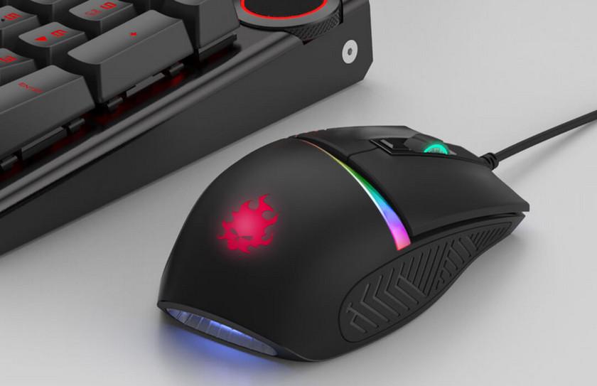Xiaomi анонсировала геймерскую мышку Blasoul Y720 Lite за $53