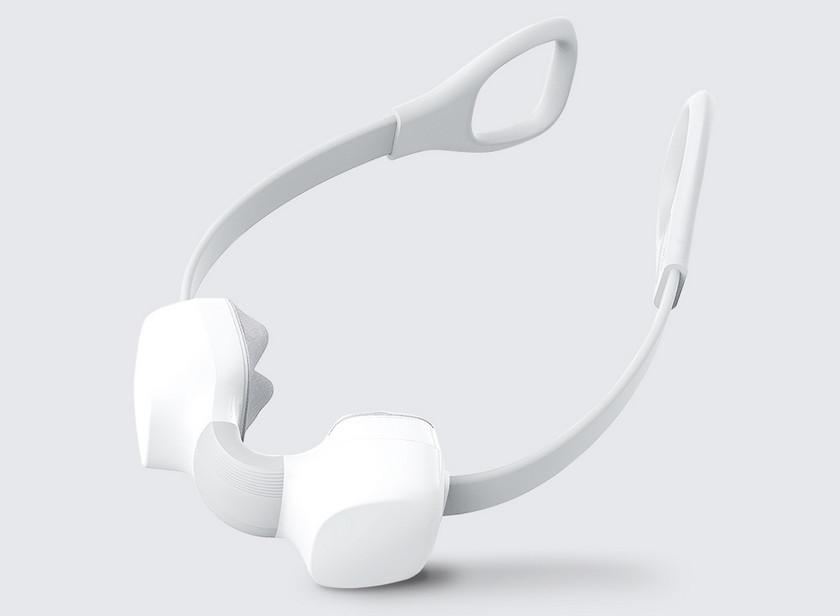 Xiaomi представила мини-массажёр для шеи за $40