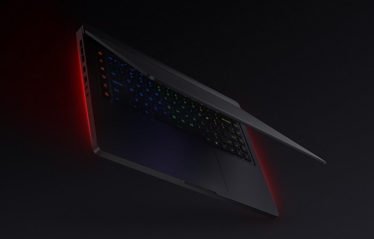 Ноутбук Xiaomi MiGaming Laptop нановых процессорах Intel— уже вскоре
