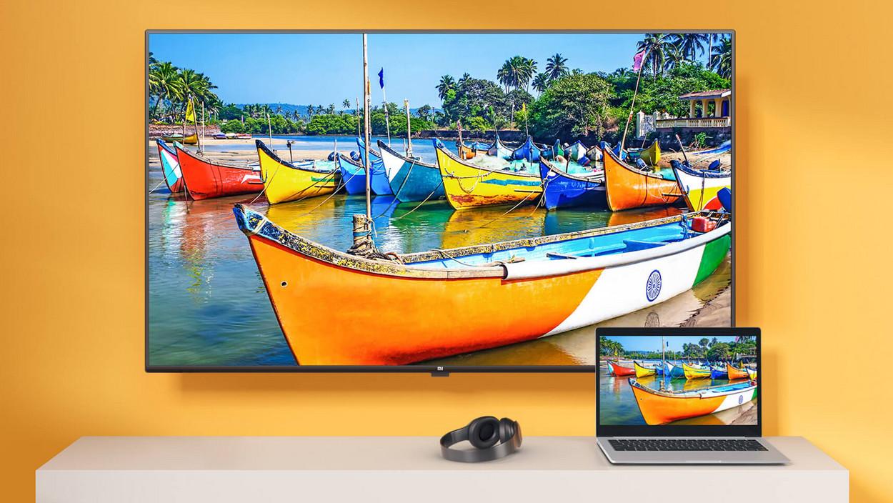 Xiaomi представила 58-дюймовый телевизор MiTV 4A стоимостью $430