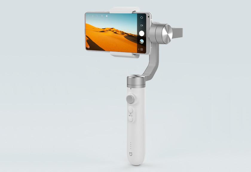 Xiaomi представила ручной стабилизатор для смартфона по доступной цене