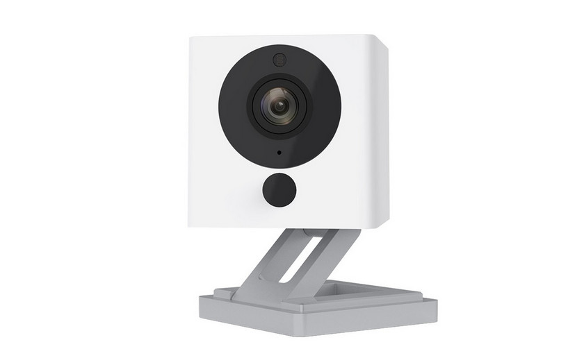 Xiaomi Small Square 1S: an improved IP camera for the same money
