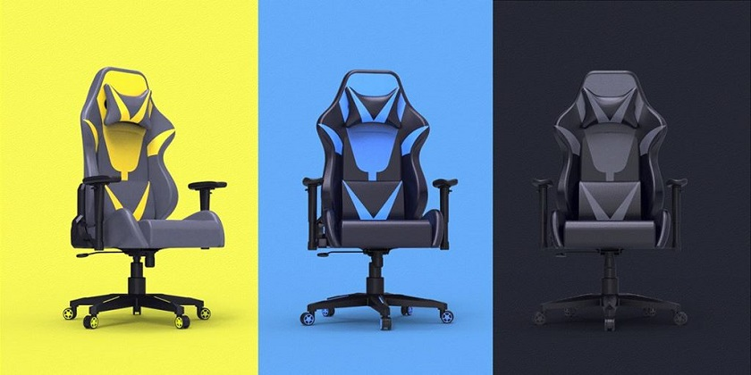 Awe Inspiring Sports Car Style Xiaomi Gaming Chair Made For Real E Sports Caraccident5 Cool Chair Designs And Ideas Caraccident5Info