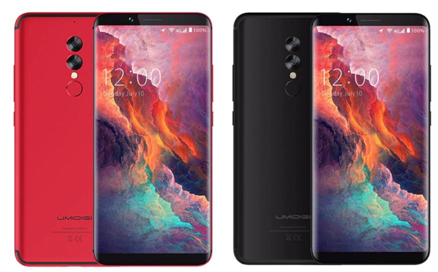 UMIDIGI S2: смартфон с аккумулятором 5100 мАч и памятью 4/64 ГБ за $100